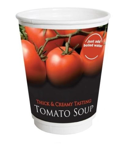 TOMATO SOUP 12OZ RECYCLABLE DRINKS