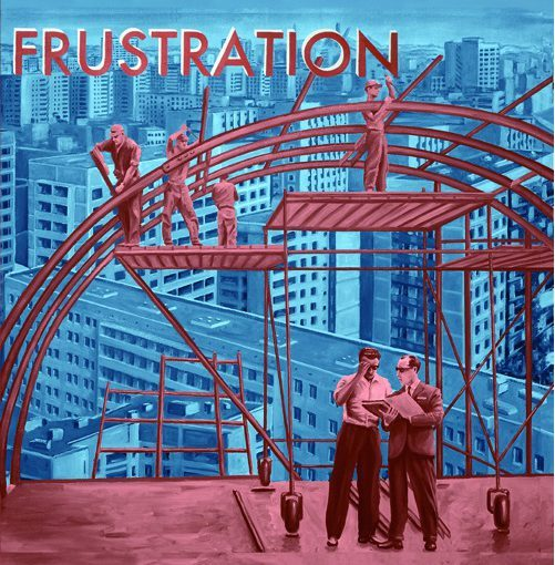 Uncivilized – Frustration