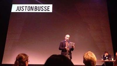 Interview mit Juston Buße – Autor