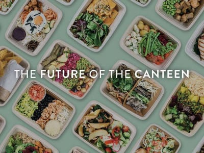 New start-up 'Smunch': Curtain call for office canteens?