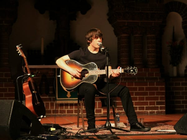 """""""I hated music until I was about twelve"""": an interview with Jake Bugg"""
