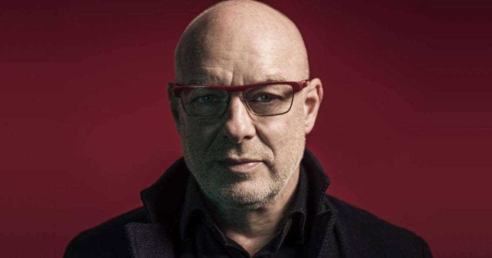Seed, Flower, Fruit, Rot: Brian Eno Gives a Lesson on Gardening at the ISM Hexadome
