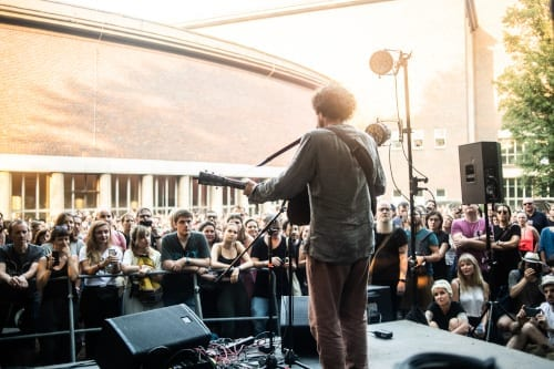 DAMIEN RICE people festival indieberlin bericht