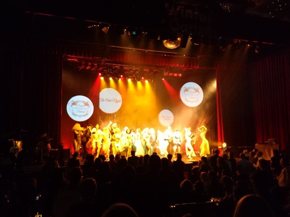 What is gender anyway? Die Odd Night beim Berlin Burlesque Festival