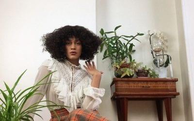 Yves Saint-Laurent goddess