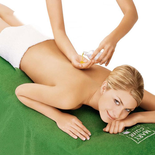 Indigo asse lichaamsverzorging