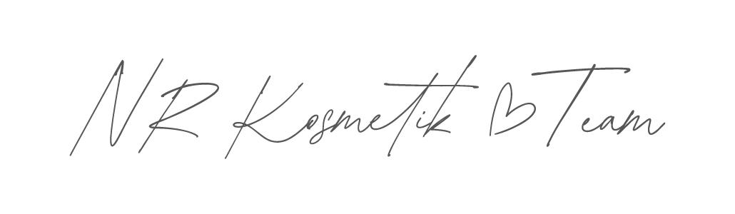 NR Kosmetik team signature