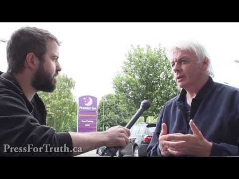 David Icke – Satanism and Demonic Possession