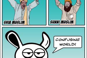 Religie voor Dummies: Sjiieten versus Soennieten