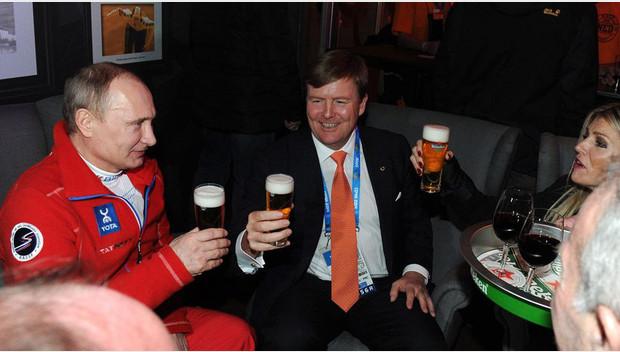 Kersttoespraak koning Willem-Alexander  uitgelekt!