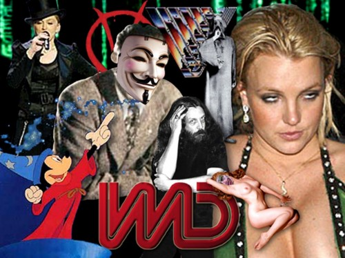 Hollywood Mind Control (video)