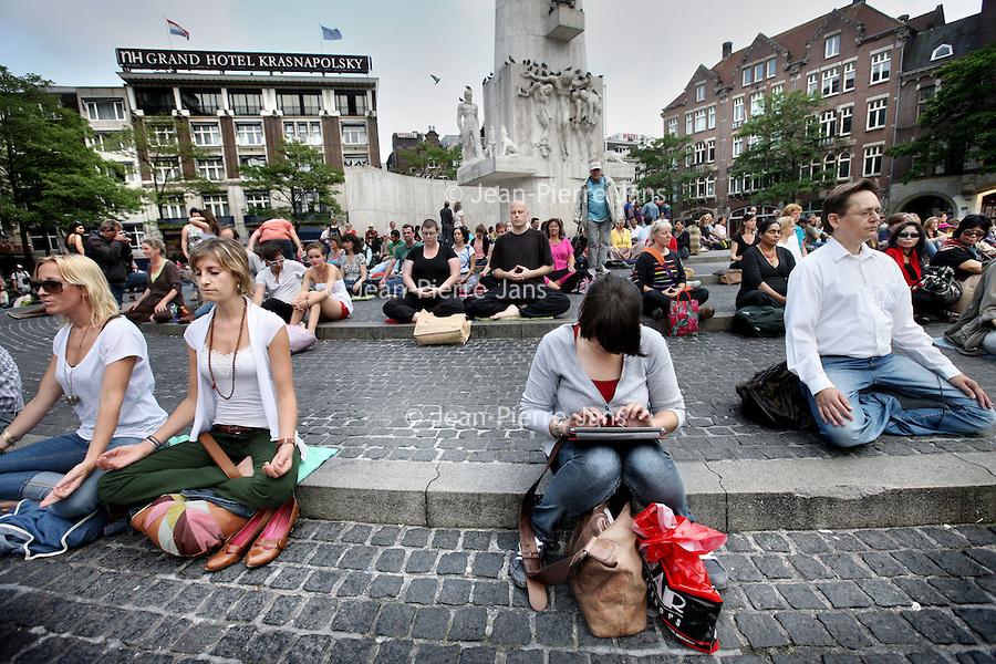 Meditatie voor Wereldvrede