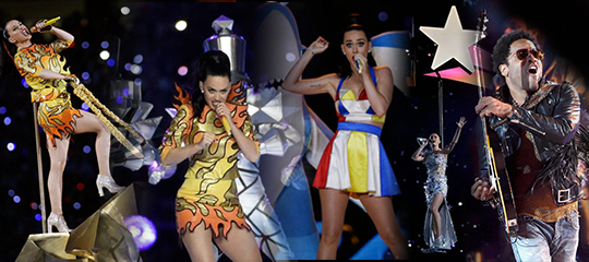 Katy Perry Illuminati Super Bowl Spectacular