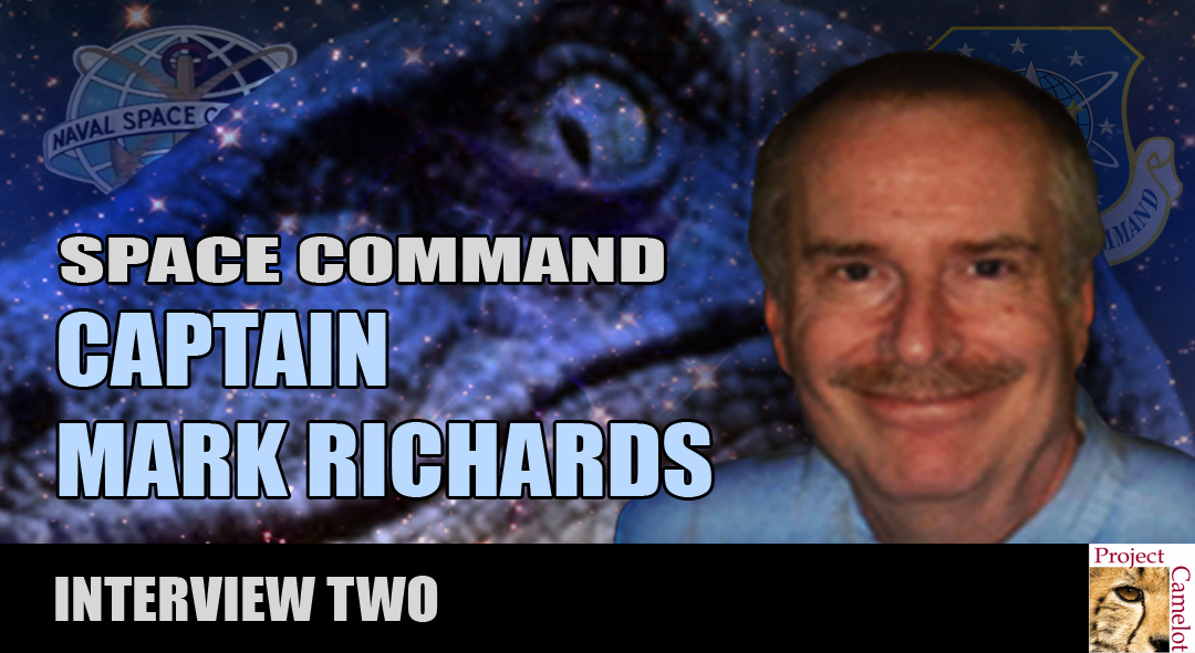 Project Camelot: Captain Mark Richards – Space Command
