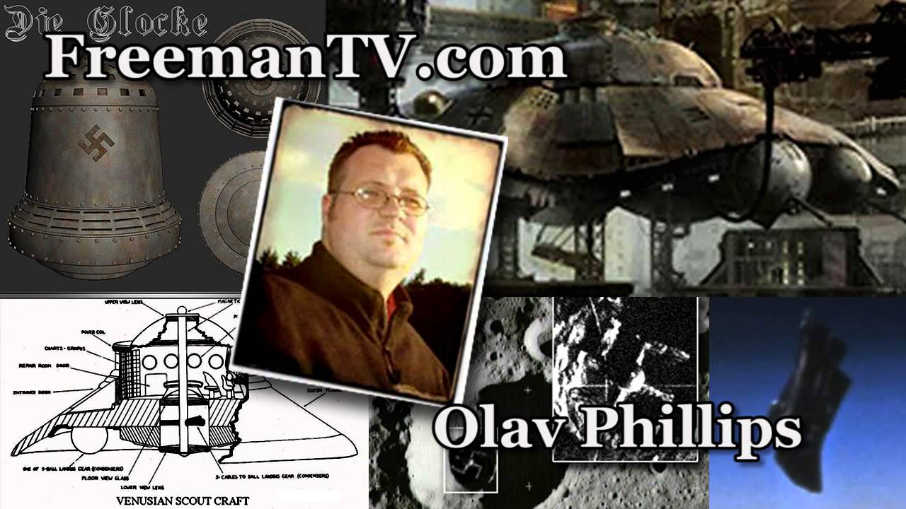 Seeking Secret Space – Olav Phillips