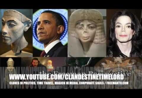 Occulte rituelen en magie, het klonen van mensen, robots en satanisme – Freeman Fly