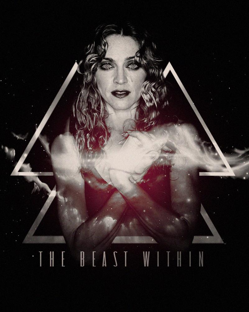 Madonna brengt nummer genaamd 'Illuminati' uit