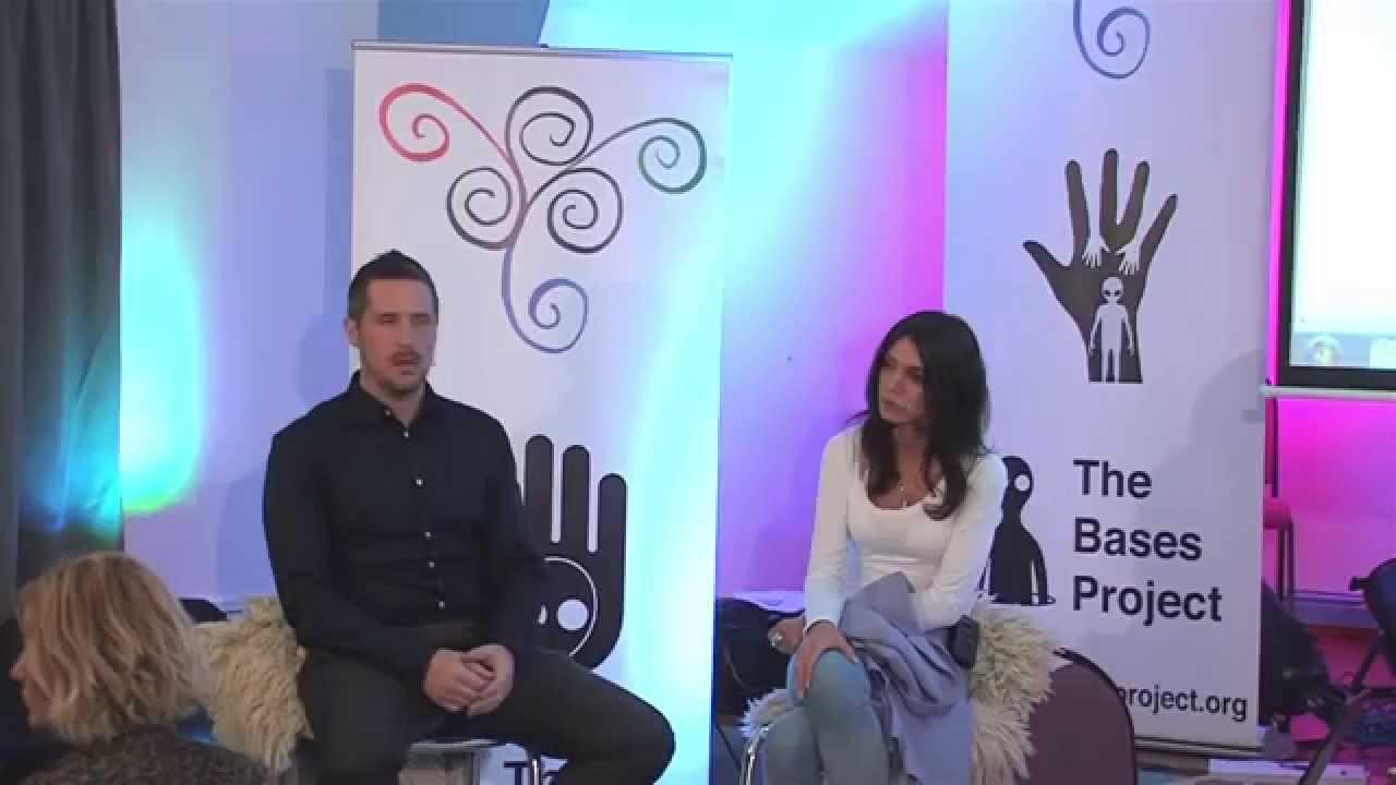 Bases 37 interviewserie met Max Spiers en Sarah Adams