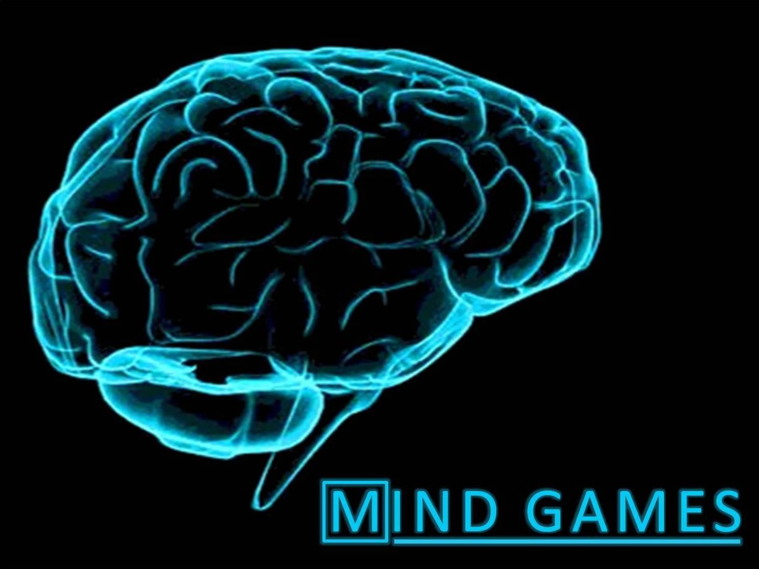 Speel die Mind Games maar zonder mij