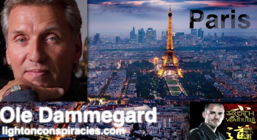 Aanslagen Parijs, een georkestreerde false flag gebeurtenis – Ole Dammegard