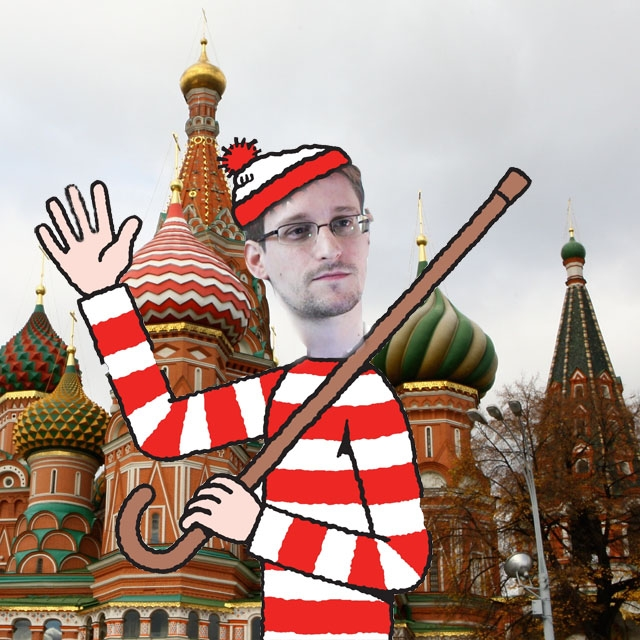 De Edward Snowden Hoax
