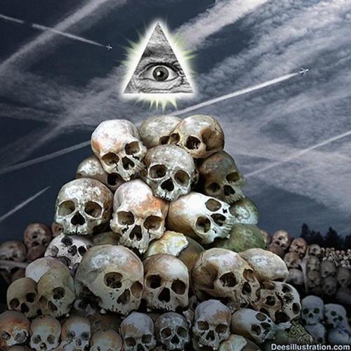 Wie zitten er nu echt aan de top van de piramide?