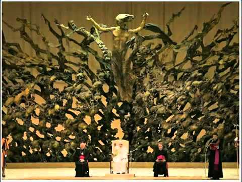 Paus Franciscus zet grote stap richting één wereldreligie