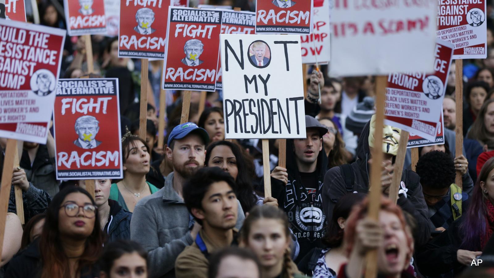 Wordt Trump daadwerkelijk president, of komen er nog wat onverwachte wendingen?