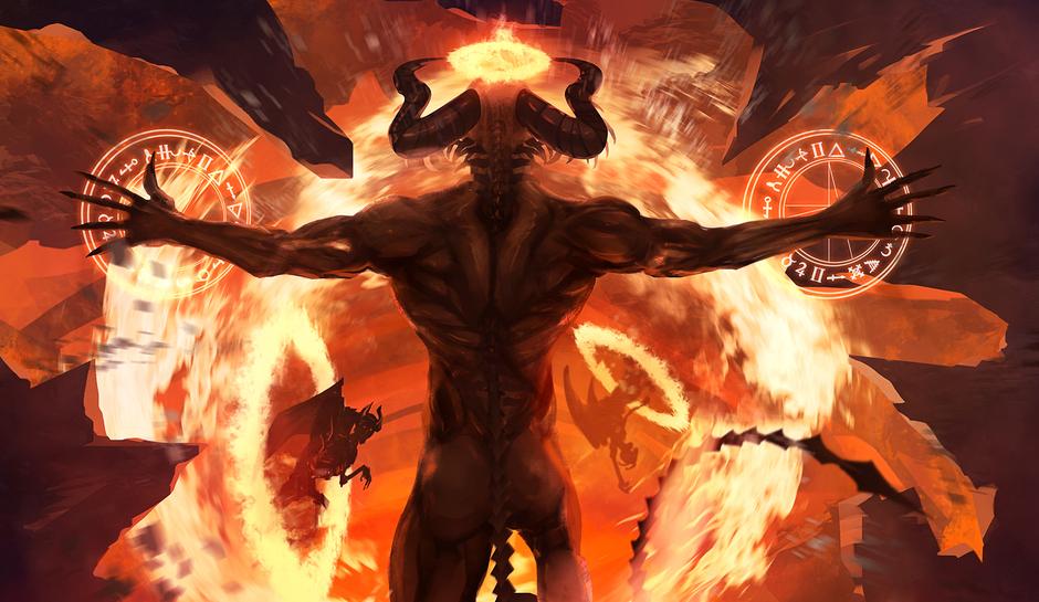 Je zou zo maar eens een satanist kunnen zijn