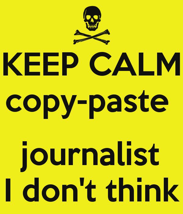 De omgekeerde wereld, studenten journalistiek factchecken de verkeerde website