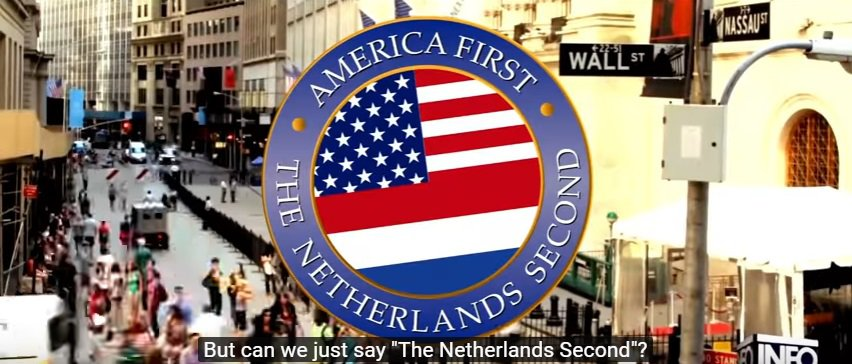America first, wie wordt tweede?