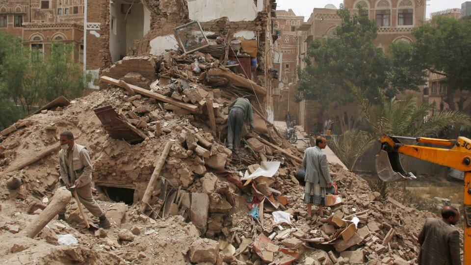 Geeft er nog iemand iets om de bevolking van Jemen?