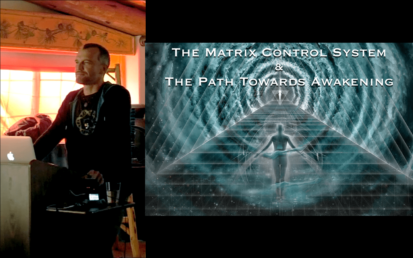 The Matrix Control System & The Path Towards Awakening – Bernhard Guenther (video)
