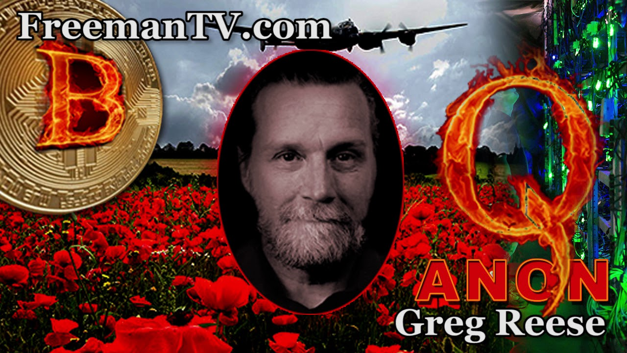 Blockchain, crypto currency, Q-Anon and Our Sovereignty – Greg Reese