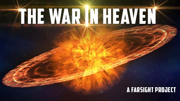 Courtney Brown – Remote viewing the 'War in Heaven'