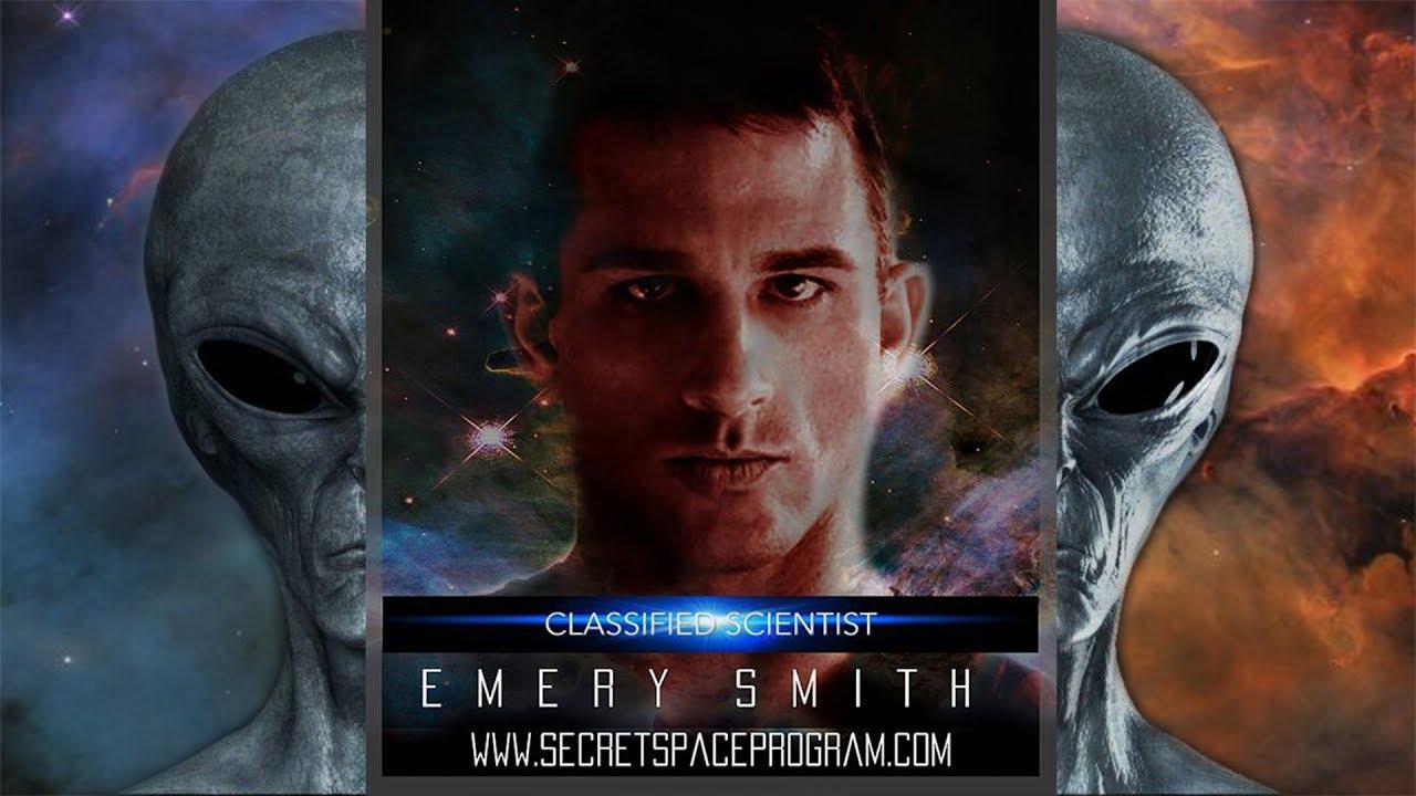 Ondergrondse basissen, ET autopsies & het onthullen van de geheime ruimteprogramma's – Emery Smith