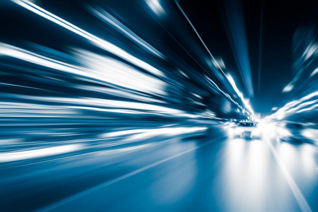 hastighetsöverträdelse