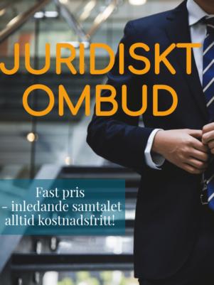 Juridiskt ombud Trafikjurist