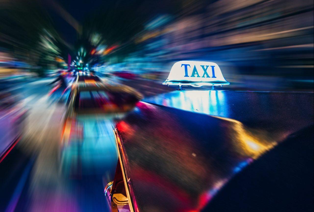 taxiförarlegitimation