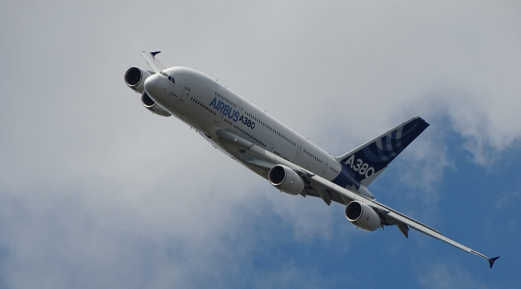 Hamburg's largest industrial company: Airbus Operations GmbH