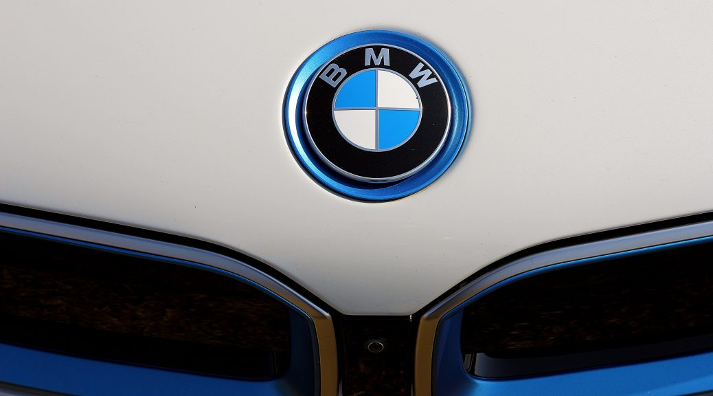 Munich's largest industrial company: BMW AG
