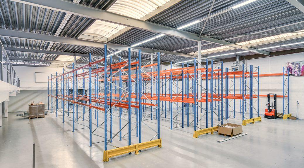 Une entreprise de logistique d'Aschaffenburg utilise des camions industriels intelligents