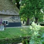 Gezicht boerderij / View farmhouse / Una vista de finca