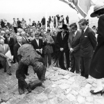 1982  Afsluitdijk, Onthulling