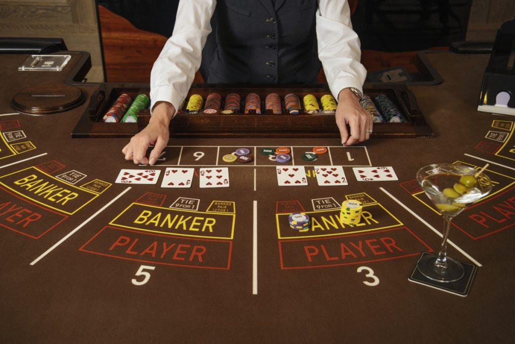 Beat The Casino Baccarat