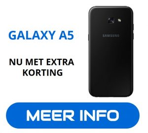 Smartfone voor kinderen Samsung Galaxy A5