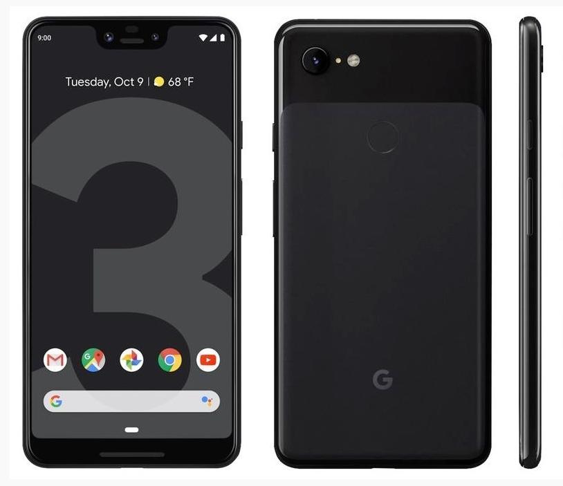 Problemen met Google Pixel 3