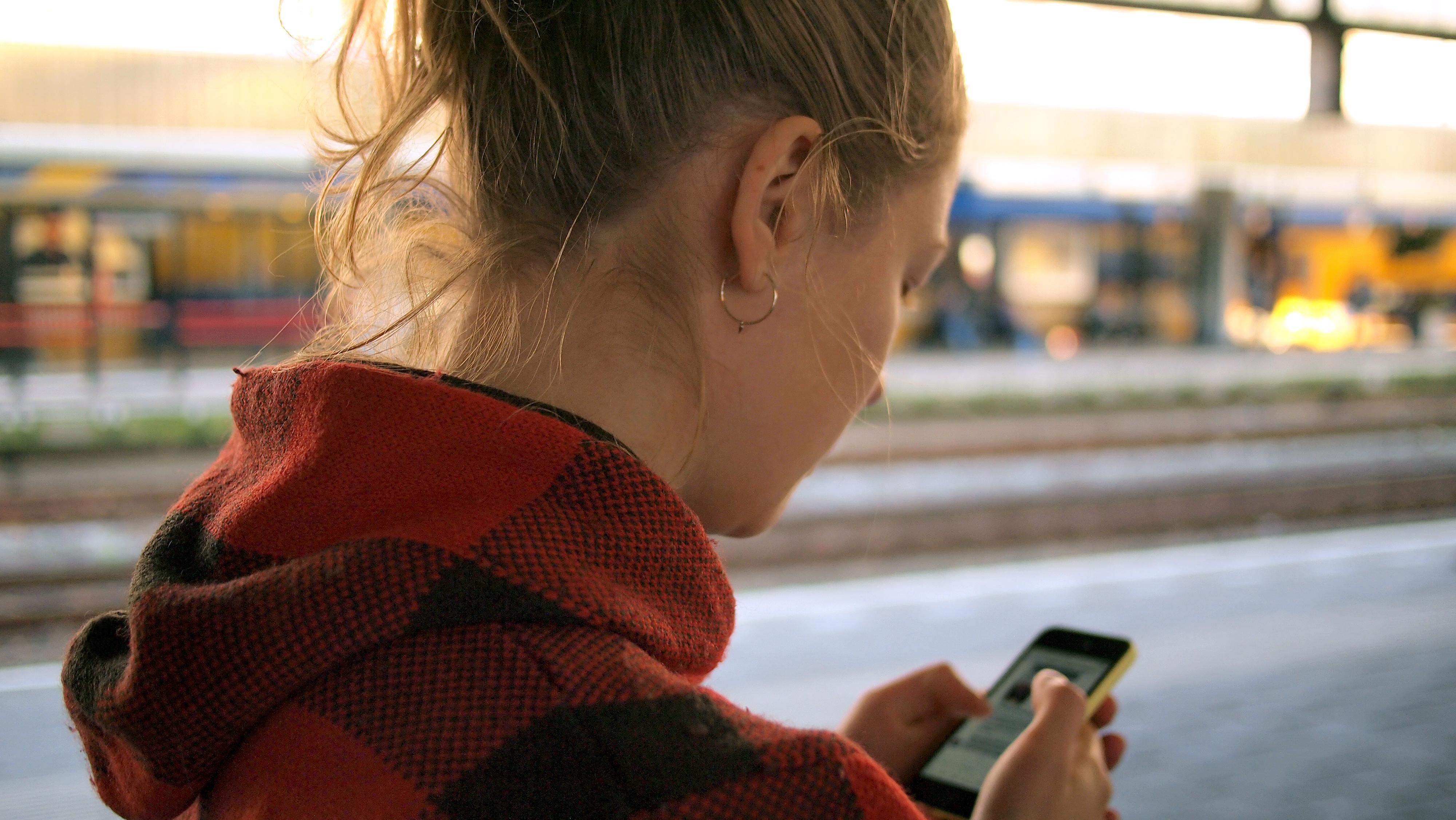 Smartphones op school