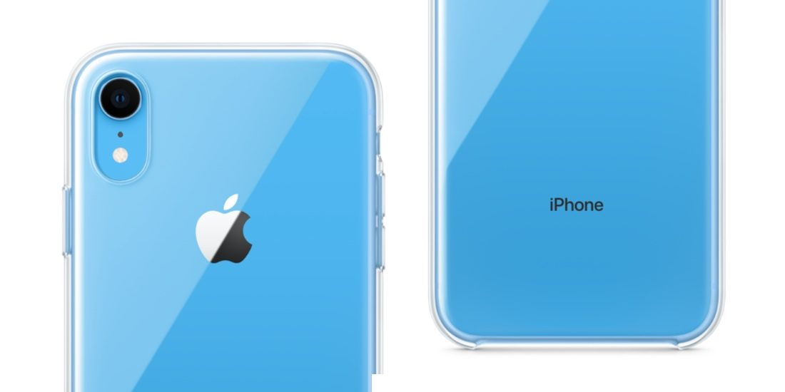 officieel hoesje iphone XR