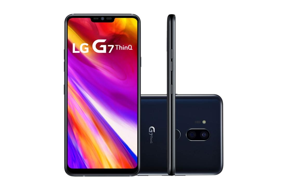Verbeterde batterij op de LG G8